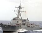 Hải quân Mỹ bắn cảnh báo tàu Iran