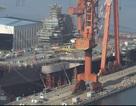Tàu sân bay nội địa đầu tiên của Trung Quốc sắp hạ thủy