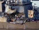 Mỹ có thể không cho Nhật thẩm vấn thủy thủ tàu chiến bị đâm móp