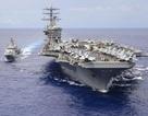 3 tàu sân bay Mỹ bất ngờ đồng loạt áp sát Triều Tiên