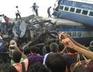 Tàu hỏa trật đường ray ở Ấn Độ, 23 người chết