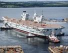 """Bên trong tàu chiến lớn nhất của Anh khiến Nga """"thấp thỏm"""""""