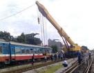 Đoàn tàu chở hơn 100 khách bị trật bánh khi vừa tới Hà Nội