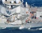 Mỹ sa thải chỉ huy tàu chiến Mỹ sau vụ đâm tàu hàng Philippines