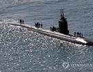 Tàu ngầm hạt nhân Mỹ phô diễn sức mạnh trong tập trận với Hàn Quốc