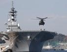 Nhật Bản tính đưa tàu chiến lớn nhất tới Biển Đông
