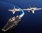 """Hạm đội tàu sân bay """"khủng"""" của Mỹ lộ nhiều điểm yếu nguy hiểm"""