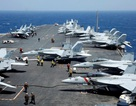 """Triều Tiên cảnh báo tấn công """"không thương tiếc"""" tàu sân bay Mỹ"""