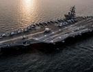 """Tàu sân bay Mỹ đến bán đảo Triều Tiên """"chôn chân"""" ở Nhật vì trục trặc"""