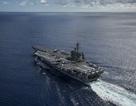 Tàu sân bay Mỹ rời bán đảo Triều Tiên