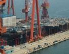 Trung Quốc sắp hạ thuỷ tàu sân bay thứ hai