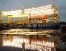 Tàu vỏ thép hành nghề lưới chụp đầu tiên được đưa vào khai thác