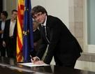 Tây Ban Nha bác bản tuyên bố độc lập của Catalonia