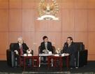 Tổng Bí thư Nguyễn Phú Trọng hội kiến lãnh đạo Hội đồng Hiệp thương Nhân dân Indonesia