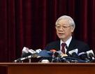 Toàn văn phát biểu của Tổng Bí thư Nguyễn Phú Trọng bế mạc Hội nghị lần thứ sáu