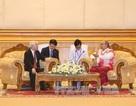 Tổng Bí thư đề nghị Quốc hội Myanmar tạo điều kiện cho doanh nghiệp Việt Nam