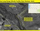 Iran bị nghi xây nhà máy tên lửa bí mật ở Syria
