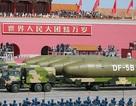 Trung Quốc phóng thử tên lửa có thể mang 10 đầu đạn hạt nhân