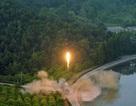 """Triều Tiên tiết lộ hình ảnh đầu tiên của vụ phóng tên lửa """"siêu chính xác"""""""