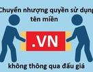 """Tên miền """".vn"""" đã có thể sang tên đúng quy định pháp luật"""