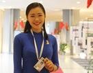 Nữ sinh thay mặt tuổi trẻ Thủ đô đọc tham luận tại phiên trọng thể Đại hội Đoàn XI là ai?