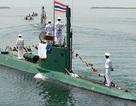 Thái Lan xây cảng đón tàu ngầm mua của Trung Quốc