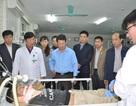 Tai nạn xe khách đâm xuống vực: Nhiều trường hợp nặng chuyển về Việt Đức