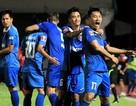 Than Quảng Ninh chia tay AFC cup bằng trận thắng đậm