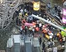 Thang cuốn dài nhất Hong Kong đột ngột đảo chiều, 18 người bị thương
