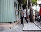 """""""Cuộc chiến"""" giành lại vỉa hè: Chủ động tháo dỡ chốt dân phòng"""