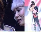 Thu Minh bật khóc, Noo ôm thí sinh nức nở hát tặng mẹ mắc ung thư