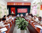 Đôn đốc công tác thi hành án dân sự tại các tỉnh Đồng bằng sông Cửu Long