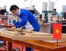 Việt Nam giành 1 huy chương đồng tại Kỳ thi tay nghề thế giới