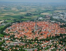 Bị thiên thạch lao trúng, một thị trấn ở Đức sở hữu 72.000 tấn kim cương