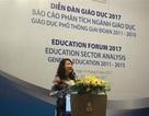 Diễn đàn giáo dục 2017: Nhiều kiến nghị đổi mới giáo dục phổ thông