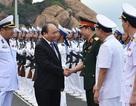 Thủ tướng dự lễ thượng cờ 2 tàu ngầm Kilo mới về