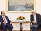 Thủ tướng Nguyễn Xuân Phúc hội kiến Tổng thống Đức Frank-Walter Steinmeier