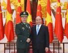 Phó Chủ tịch Quân ủy Trung ương Trung Quốc lần đầu tiên thăm Việt Nam