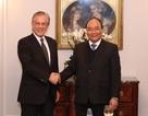 Thủ tướng Nguyễn Xuân Phúc tiếp Chủ tịch Viện nghiên cứu Malik