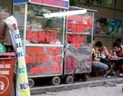 """Nước đá, thức ăn đường phố """"bẩn"""" bủa vây người dùng"""