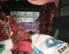 Bắt liên tiếp 8 trường hợp vận chuyển thực phẩm bẩn