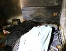 Lửa bùng phát giữa trưa trong phòng ngủ, mẹ chết hai con bị thương