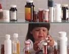 Phòng chống tai nạn ngộ độc ở trẻ