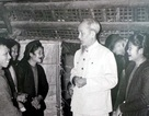Hình ảnh tri ân thương binh, liệt sĩ, Mẹ Việt Nam anh hùng qua các thời kỳ