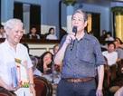 Nhạc sĩ Thuỵ Kha bật khóc khi được nhạc sĩ Phạm Tuyên, Văn Ký ngợi khen