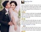"""Thúy Nga tung ảnh cưới giả và những trò đùa """"lố"""" của Sao Việt"""