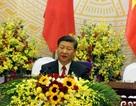Chủ tịch Trung Quốc: Cùng Việt Nam đi tiếp con đường làm láng giềng tốt, đồng chí tốt