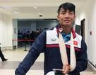 Tuyển thủ Việt Nam mong sớm về nước đá V-League