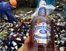 Hà Nội: Tiêu hủy 190 tấn rượu không rõ nguồn gốc