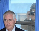 Binh sĩ Triều Tiên lén chụp ảnh Ngoại trưởng Mỹ